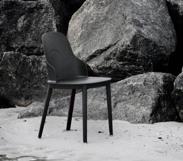 Bilde av Allez Chair - Black