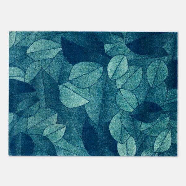Bilde av Heymat Foliage Blue Dusk 60 x 85 cm
