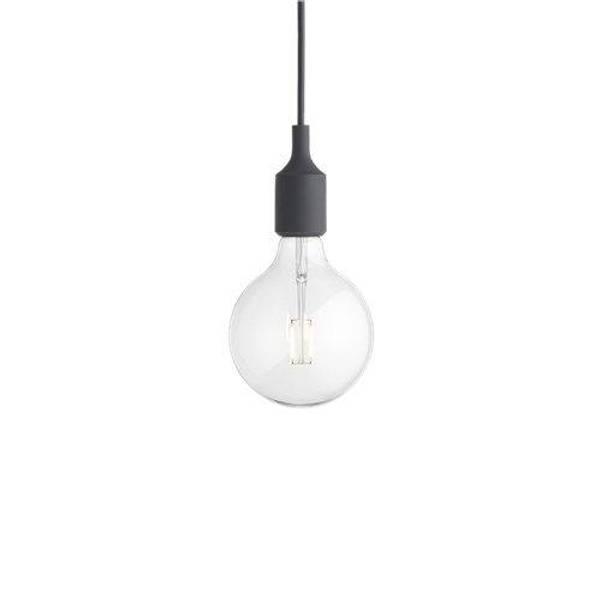 Bilde av E27 Lampe - Mørk grå