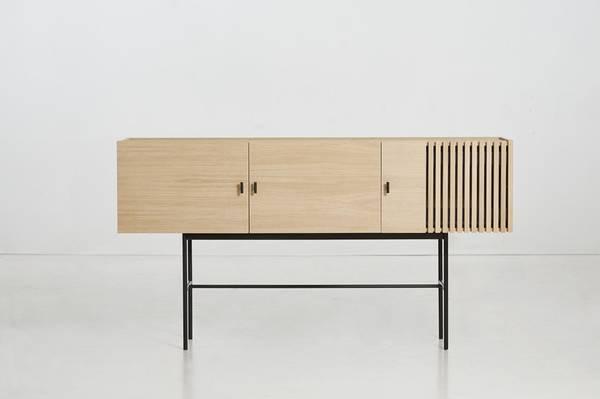 Bilde av Woud Array sideboard (180 cm) - Eik
