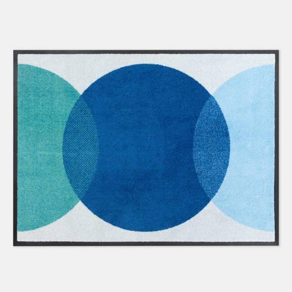 Bilde av Heymat Spot Blue 60 cm x 85 cm