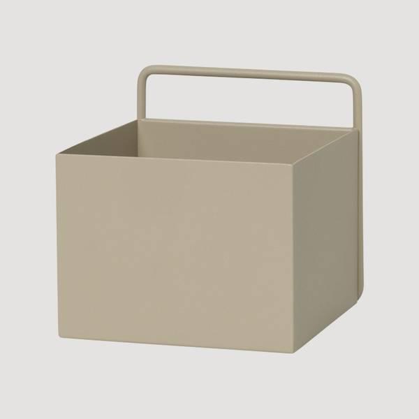 Bilde av Ferm Living Wall box square - Cashmere