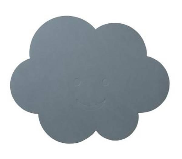 Bilde av LindDna Cloud Table Mat - Lys Blå