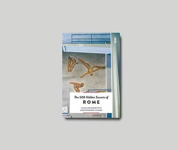 Bilde av  The 500 hidden secrets of Rome
